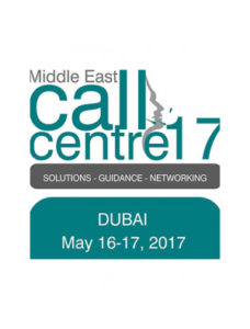 THE MIDDLE EAST CALL CENTRE SHOW @ Dubai World Trade Centre | Dubai | Dubai | United Arab Emirates