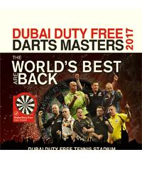 DUBAI DUTY FREE DARTS MASTERS @ Dubai | Dubai | United Arab Emirates