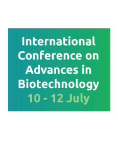 International Conference on Advances in Biotechnology @ Crowne Plaza | Dubai | United Arab Emirates