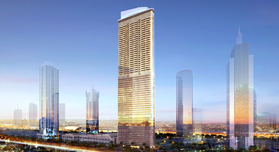 Paramount Tower Hotel  U0026 Residences Dubai