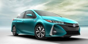 The Prime Is Sole Plug In Hybrid Model Toyota S Sprawling Lineup But It Second Most Efficient Car After Ioniq Electric And Eliminates