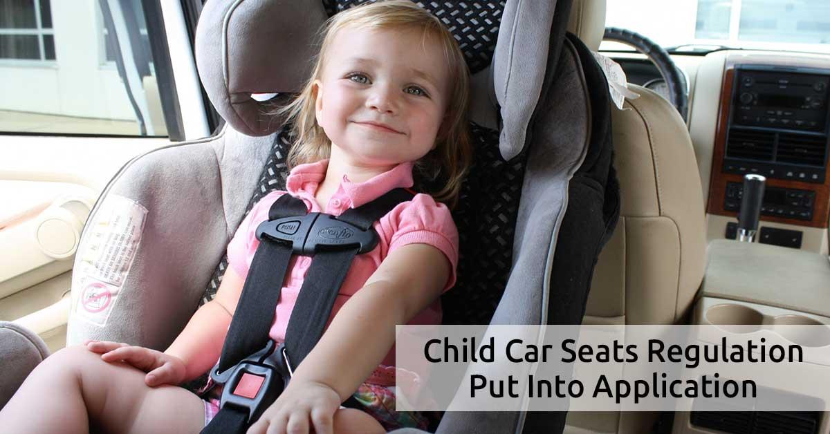 Child Car Seats Regulation Put Into Application - myUAEguide.com