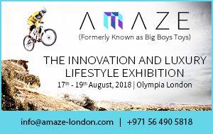 Amaze Expo @ Olympia London