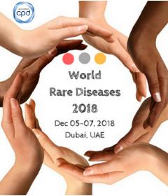 World Congress on Rare Diseases @ Swissotel Al Ghurair    Dubai   United Arab Emirates
