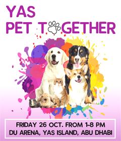 Yas Pet Together @ Du Arena, Yas Island Abu Dhabi | United Arab Emirates
