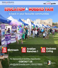 Education & Hobbies Fair Remraam @ Al Thamam Basket Ball Ground, Remraam Dubai | Dubai | Dubai | United Arab Emirates