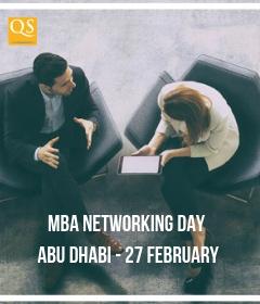 QS MBA Networking Event – Abu Dhabi @ Beach Rotana,Abu Dhabi | Abu Dhabi | United Arab Emirates