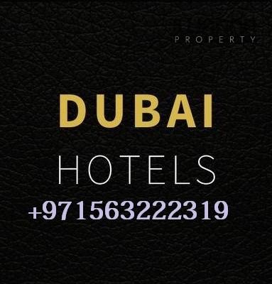 5 star Hotel for sale in Dubai UAE call Bilal+971563222319